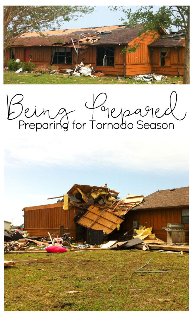 A two time tornado survivor tells you everything you need in the event that a tornado is coming through your area.