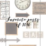 Favorite Posts of 2016