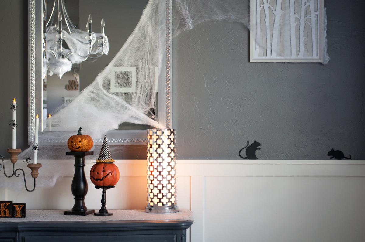 fascinating halloween dining room ideas | Halloween Dining Room Decor Ideas - embellish*ology