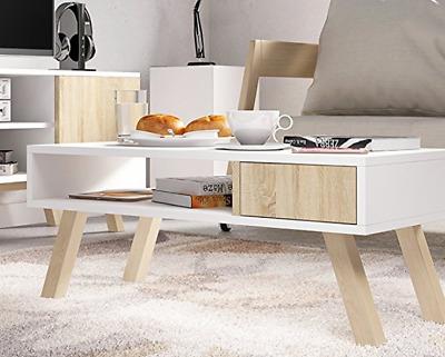 table basse de salon scandinave emberizaone fr