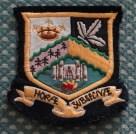Ember S.C Blazer Badge £3.50