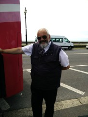 Our driver Ron.