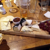 The biggest cheeseboard ever!