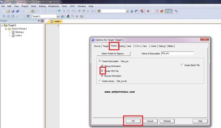 23-1 LPC2148 - Install Keil IDE