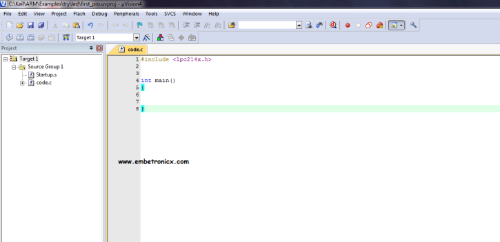 24-1 LPC2148 - Install Keil IDE