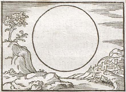 Pictura of Bèze, Théodore de: Icones (1580):  Principium in tereti quaeris quicu