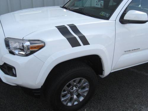 small resolution of toyota fender stripes black