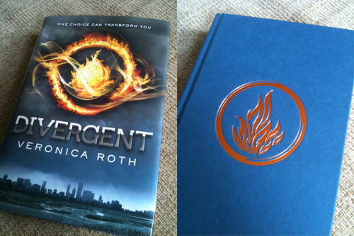 Divergent, with and without jacket