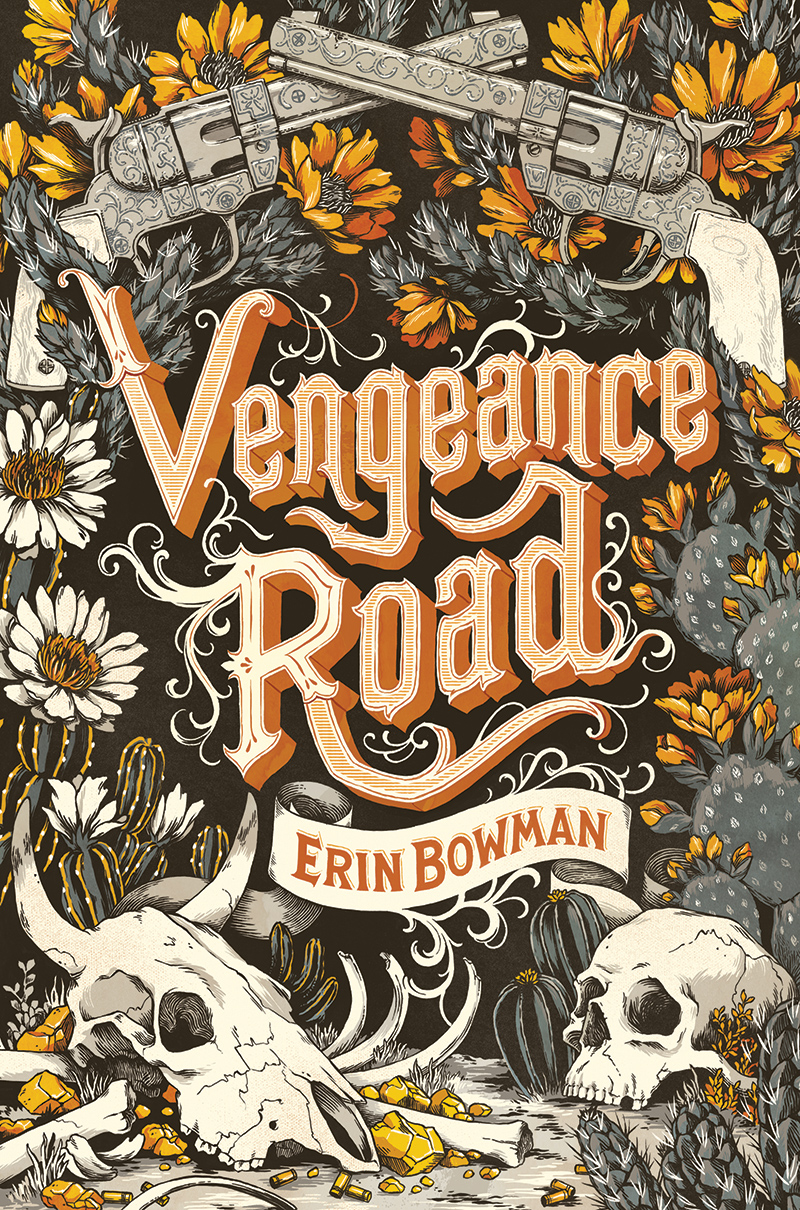 Vengeance Road cover
