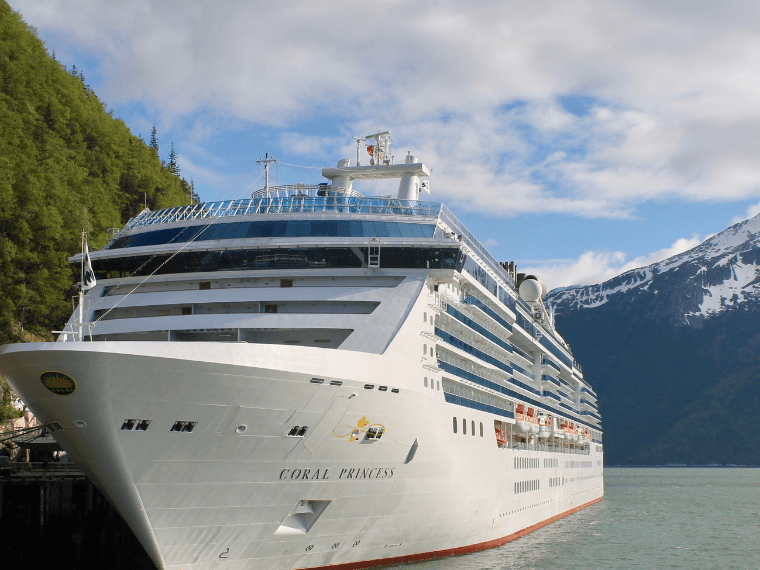 Alaskan Cruise Options
