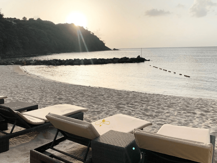 The Royalton at Saint Lucia