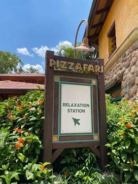 The reopening of Walt Disney World