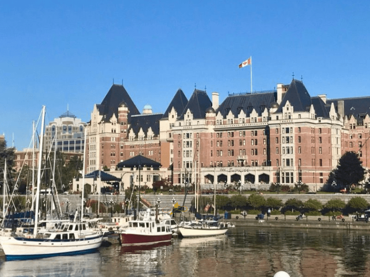 Your Alaskan Cruise - Victoria, British Columbia