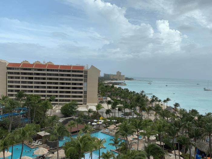 Trip to Aruba
