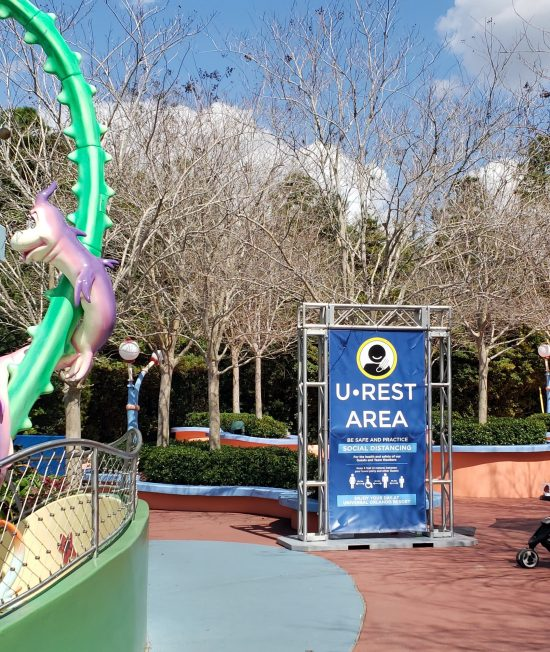 Universal Orlando Pandemic