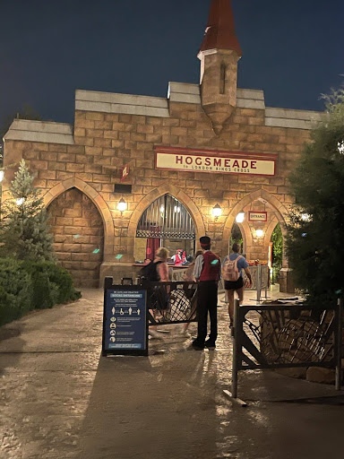 Universal Studios a movie and book lovers dream