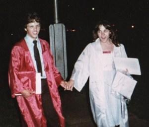 Carol and Tom Graduation