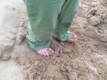 Grounding Earthing Barefoot