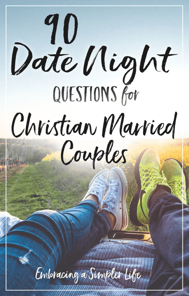 Christian questions about dating