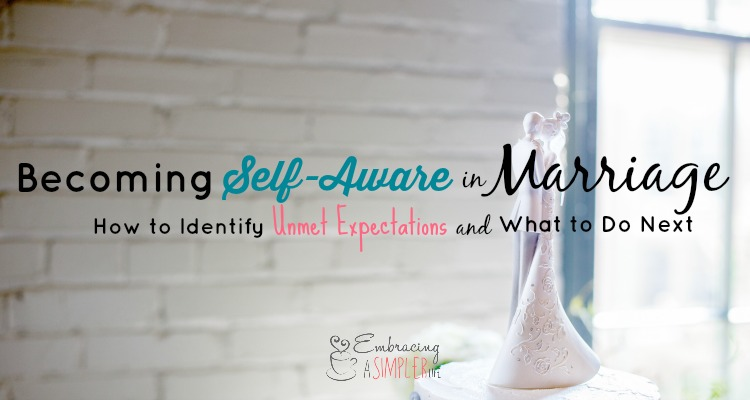 Becoming Self-Aware in Marriage pin
