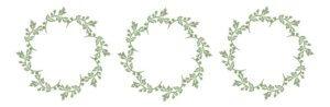 wreath-border