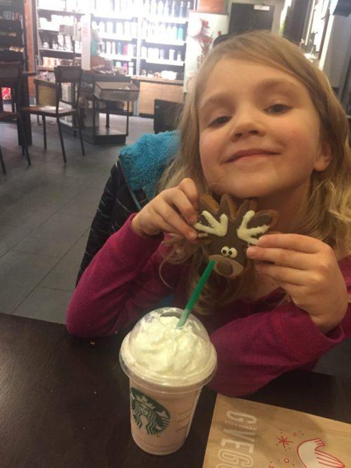 Kid Date Idea Starbucks