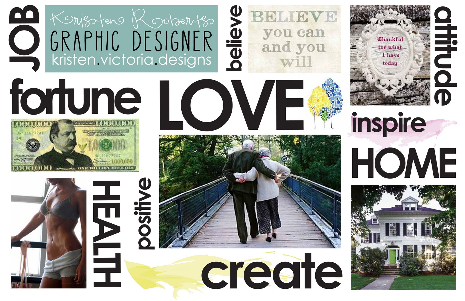 Vision Boards Embracing The New Year