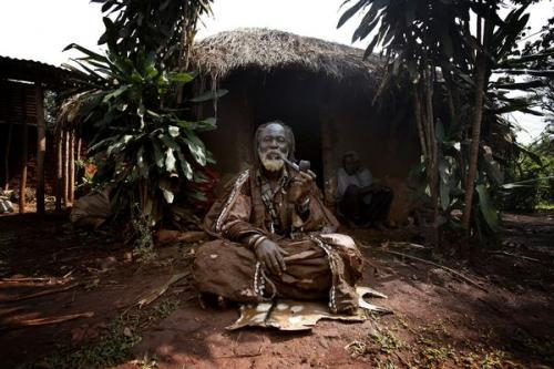 THE IMPORTANCE OF A NATIVE DOCTOR-SPIRITUALIST