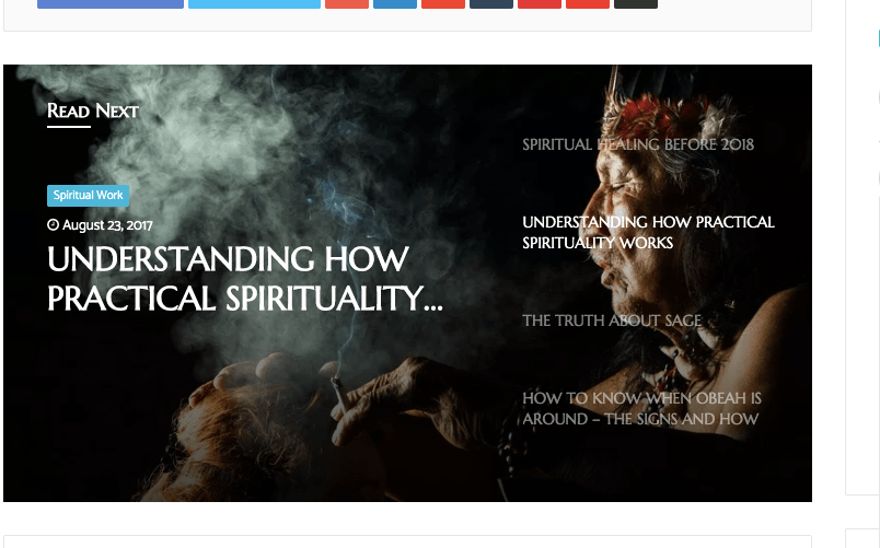 Help Directory | Embracing Spirituality