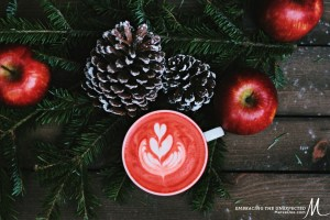 Do you love the sweet rituals that the holidays bring but what happens when you find yourself in a place where the holiday traditions hurt?