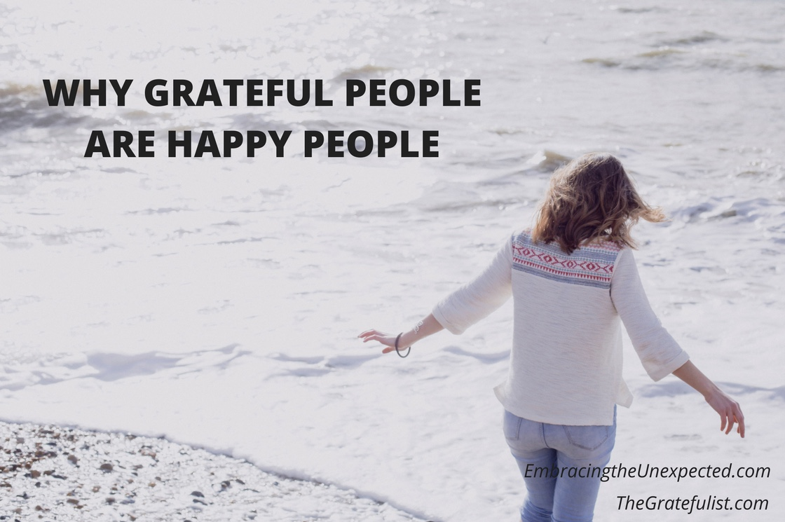 Grateful People are Happy People
