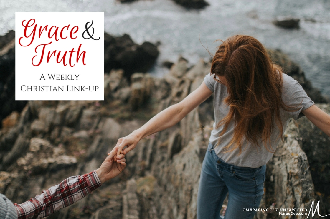 Grace & Truth Link Up - Let Them Help You