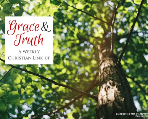 Have you ever had your tree's trimmed and cried over it? I have! How about when God cuts off our branches? Do you trust Him in the pruning?