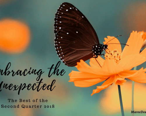 """I thought you might enjoy seeing what sparked interest in the community at """"Embracing the Unexpected"""" in the second quarter of 2018. Below you will find the top viewed posts, articles with the most shares, places where we had the most comments, as well as our favorite guest posts."""