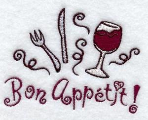 A3274 Bon Appetit
