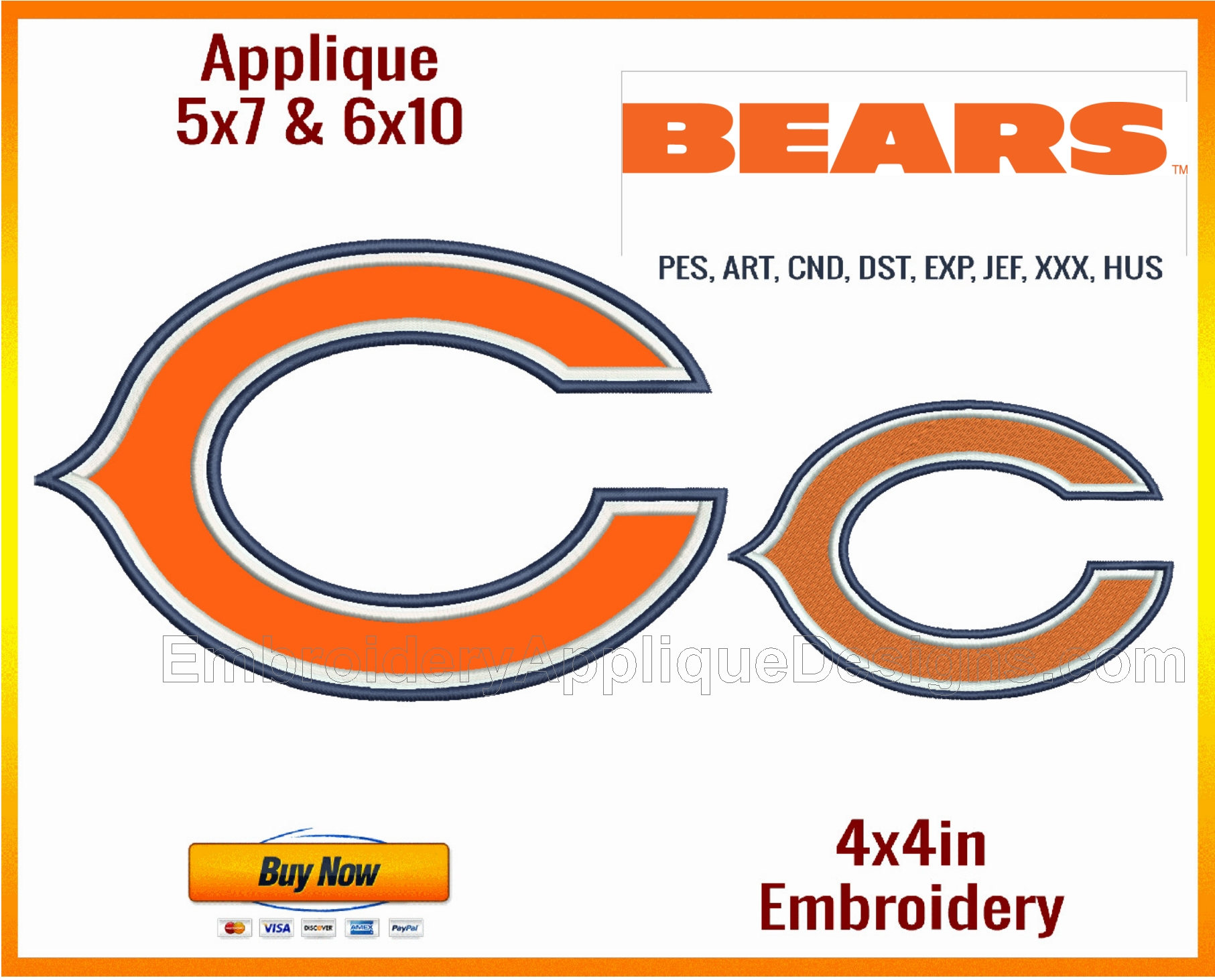 chicago bears sports team