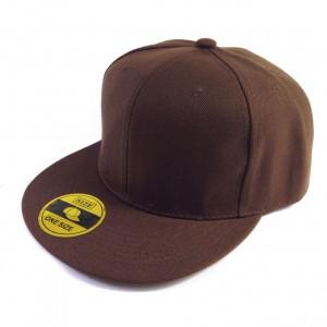 平繡訂製-咖啡色嘻哈帽