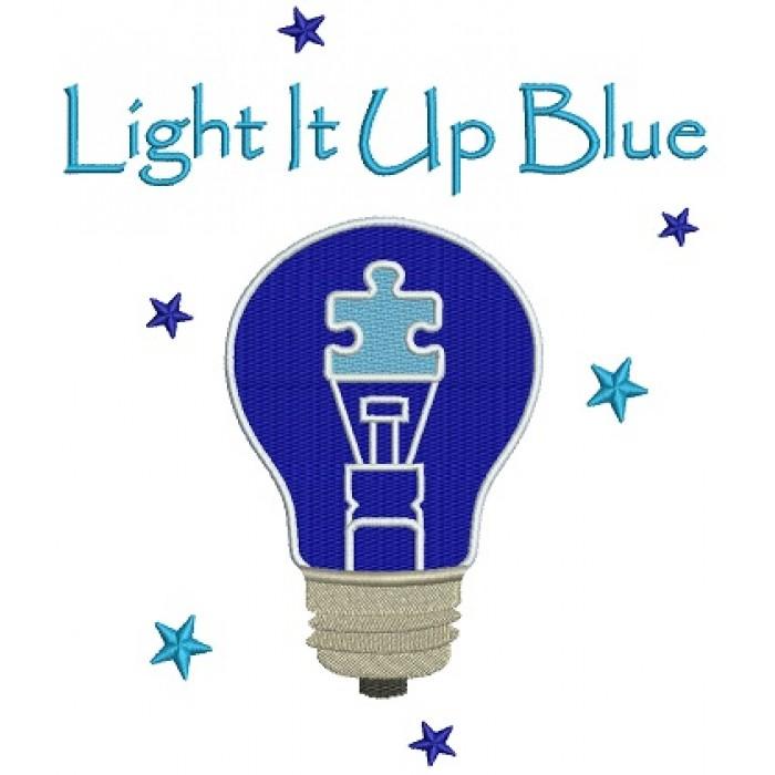 Blue Light Bulbs Autism