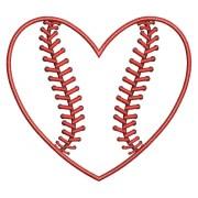 baseball with bean stitch sports