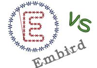 EmbroideryWare vs Embrid