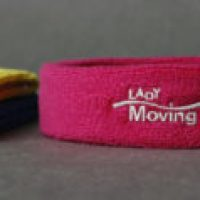 Head Sweatbands – Lady Moving
