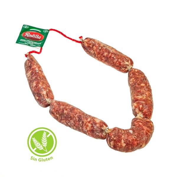 Chorizo extra ibérico blanco