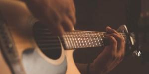 Guitar jam sessions at the EMC