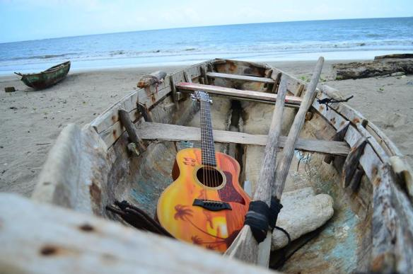 a-custom-painted-Taylor-Guitar