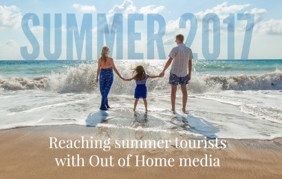 Summer Vacation: Reaching tourists in major markets with Out of Home