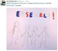 Marseillaise ULIS Léo