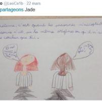Racisme CE1B Léo 3