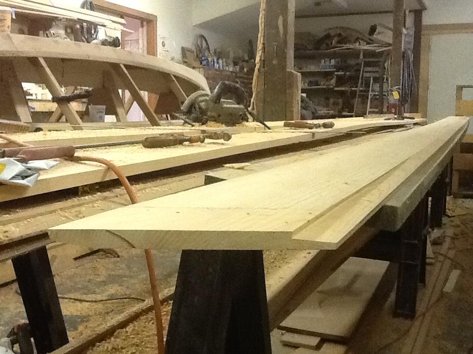 Atlantic White Cedar Lumber For Boat Building