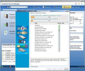 Figure 3.20 - Software Maintenance Status - Further Progress