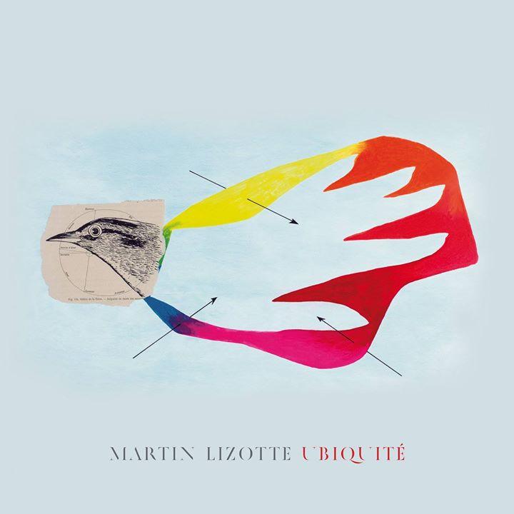 Ubiquité : concert de Martin Lizotte